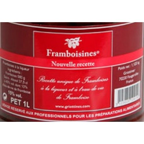 IMPUESTO ESPECIAL FRAMBOISNES