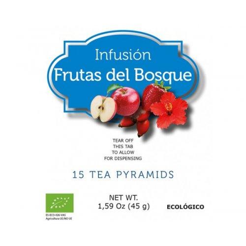 INFUSION FRUTAS DEL BOSQUE